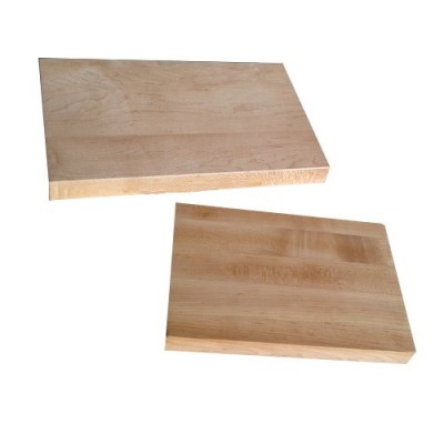 Solid maple butcher block