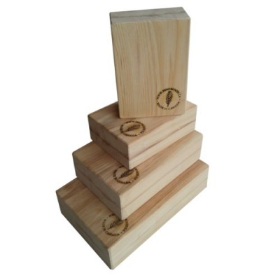 Wooden Yoga blocks